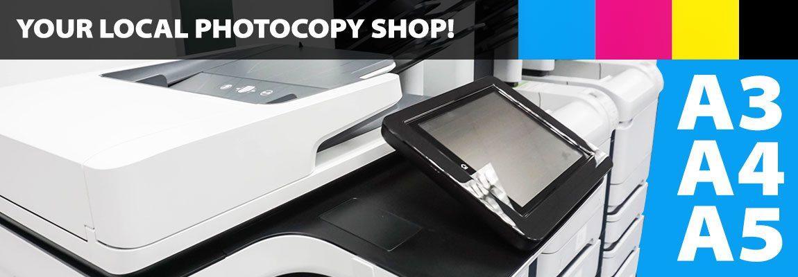 Photocopy Shop Bromsgrove
