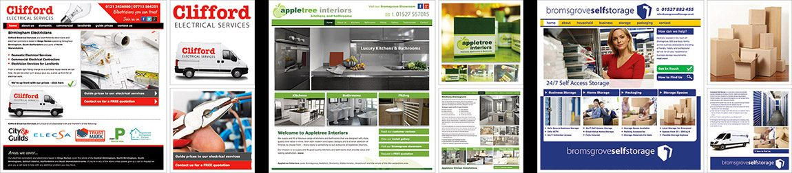 Online Web Design Portfolio