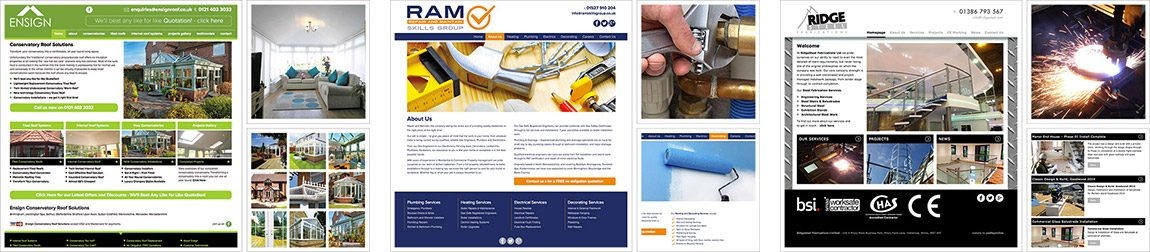 Local Website Design Bromsrgrove